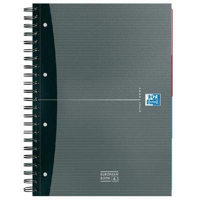 Projectboek Oxford Essentials A4+ 120vel assorti