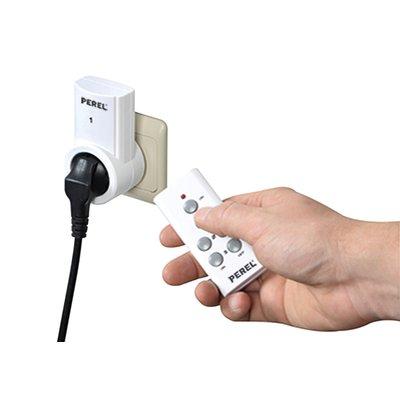 Stopcontacten met afstandsbediening