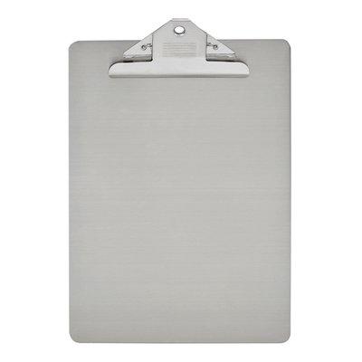 Klembord MAUL A4 staand klem en bord RVS