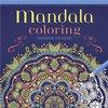 Kleurboek Deltas coloring mandala foto